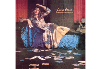 David Bowie - The Man Who Sold The World (Remastered 2015) - (CD)