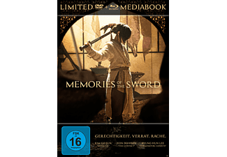 Memories Of The Sword - (Blu-ray + DVD)