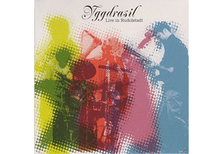 Yggdrasil - Live In Rudolfstadt - (CD)