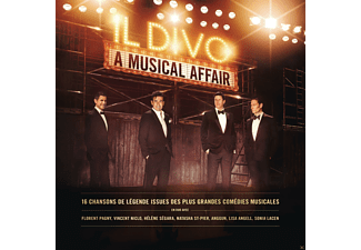 Il Divo - A Musical Affair | CD