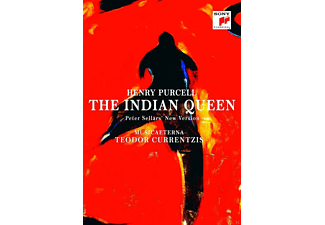 Teodor Currentzis, VARIOUS - The Indian Queen [Blu-ray]