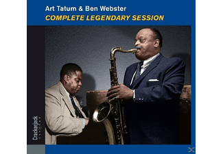 Tatum/Webster - Complete Legendary Session With Ben Webster [CD]