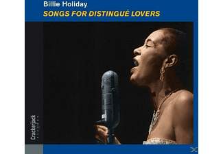 Billie Holiday - Songs For Distingue Lover [CD]