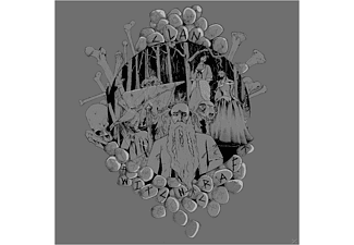 The Clan - Witchcraft (Black Colored Vinyl) - (Vinyl)