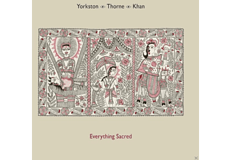 Yorkston, Thorne, Khan - Everything Sacred (Lp+Mp3) [LP + Download]