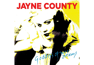 Jayne County - Goddess Of Wet Dreams - (CD)