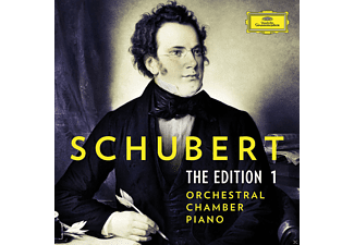 VARIOUS - Schubert The Edition 1 (Ltd.Edt.) [CD]