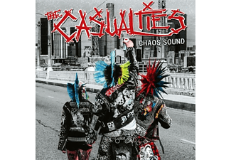 The Casualties - Chaos Sound [CD]