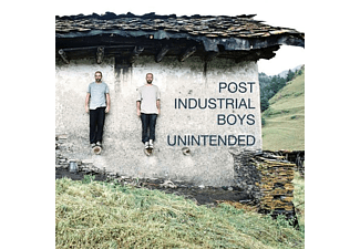 Post Industrial Boys - Unintended - (LP + Download)