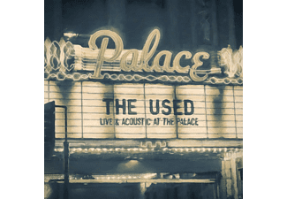 The Used - Live And Acoustic At The Palace (Ltd.2lp+Downloadcode) - (LP + DVD Video)
