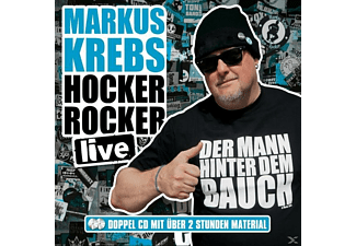 Markus Krebs - Hocker Rocker Live - (CD)