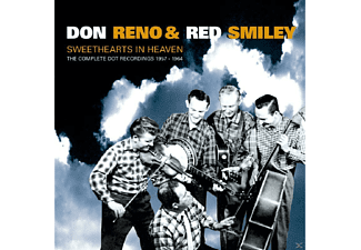 Red Smiley, Don / Red Smiley Reno - Sweethearts In Heaven-Compl. - (CD)