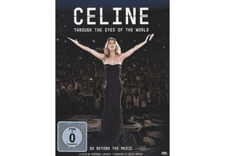 Céline Dion - Through The Eyes Of The World - (DVD)