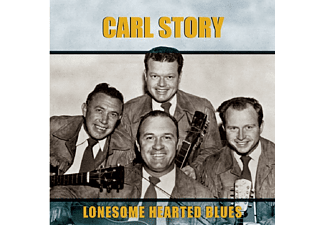 Carl Story - Lonesome Hearted Blues - (CD)