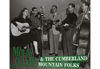 Molly O'day - Cumberland Mountain Folks   2- - (CD)