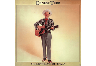 Ernest Tubb - The Yellow Rose Of Texas   5-C - (CD)