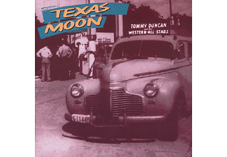 Tommy Duncan - Texas Moon - (CD)
