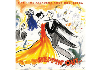 The Pasadena Roof Orchestra - Pro2, Steppin Out-Live - (CD)