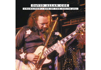 David Allan Coe - Unchained/Outlaw...Plus - (CD)