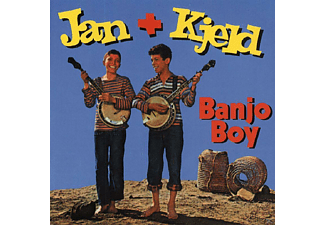 Jan - Banjo Boy - (CD)