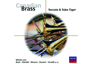 The Canadian Brass - Toccata & Tuba Tiger [CD]