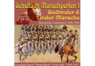 VARIOUS - Schellack Marschperlen 1 - (CD)