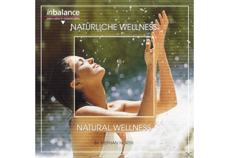Stephan North - Natural Wellness - (CD)