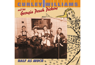 His Georgia - Half As Much - (CD)