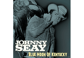 Johnny Seay - Blue Moon Of Kentucky - (CD)