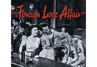 VARIOUS - Foreign Love Affair - (CD)