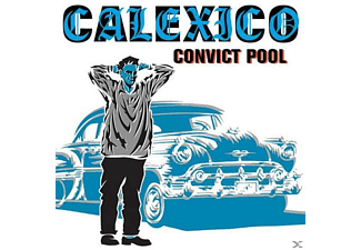 Calexico - Convict Pool - (CD)