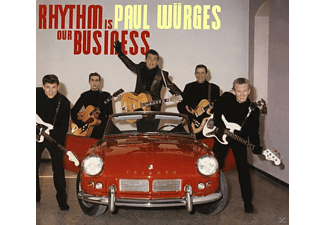 Paul Würges - Rhythm Is Our Business [CD]