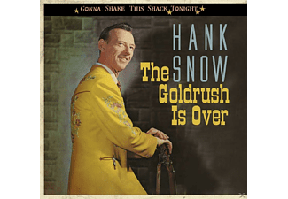 Hank Snow - The Goldrush Is Over - (CD)
