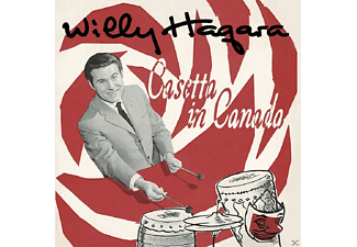Willy Hagara - Casetta In Canada - (CD)