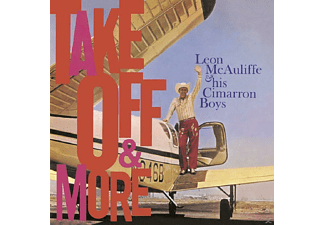Leon McAuliffe - Take Off And More - (CD)