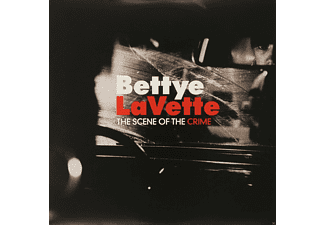 Bettye Lavette - The Scene Of The Crime - (LP + DVD + CD)