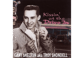 Troy Shondell - Kissin' At The Drive In - (CD)