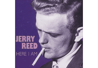Jerry Reed - Here I Am - (CD)
