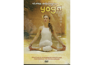Claire Missingham Yoga - (DVD)