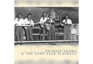 Charlie Adams - Cattin' Around - (CD)