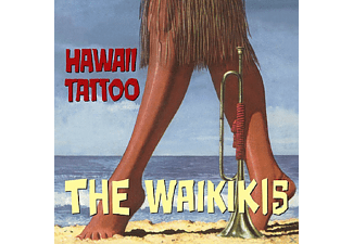 The Waikikis - Hawaii Tattoo - (CD)