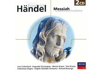 VARIOUS, Coleman/Sutherland/Bonynge/ECO - Der Messias (Ga) [CD]