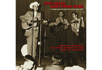 VARIOUS - 5000 Miles Away From Home - (CD)