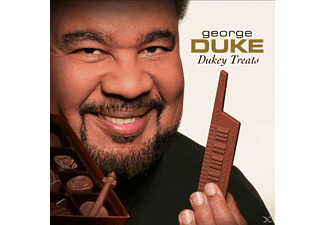George Duke - Dukey Treats - (CD)