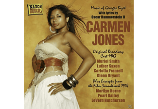 VARIOUS, Littau/Smith/Saxon/Horne/+ - Carmen Jones - (CD)