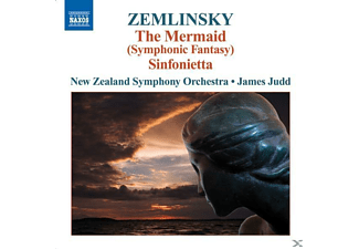 James Judd, James Judd New Zealand Symphony Orchestra - The Mermaid/Sinfonietta - (CD)