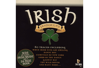 VARIOUS - Irish Favourites - (CD)