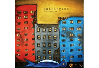 Nothington - Roads Bridges & Ruins - (CD)