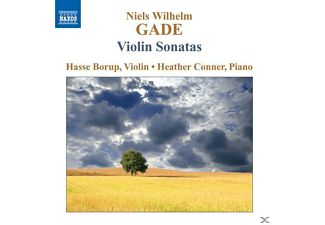Borup & Conner, Borup,Hasse/Conner,Heather - Violinsonaten 1-3 - (CD)
