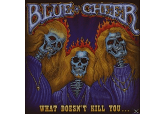 Blue Cheer - What Doesn't Kill You [CD]